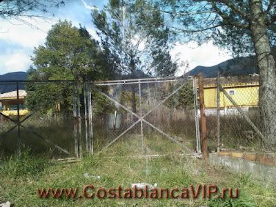 CostablancaVIP, земля в Испании, недвижимость в Испании, земля под застройку, Коста Бланка, городская земля, разрешения на строительство