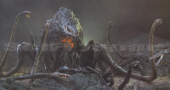 Perfect Chaos Vs Godzilla
