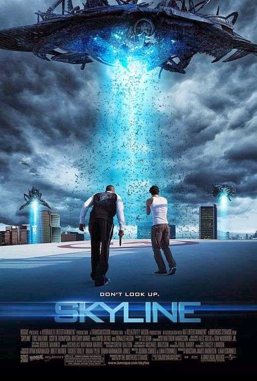 Poster Of Skyline (2010) Full Movie Hindi Dubbed Free Download Watch Online At alldownloads4u.com