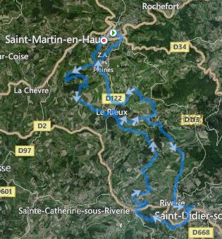 Coursières des Hauts du Lyonnais