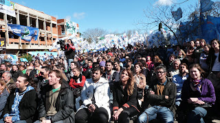 La Militancia debate y construye en La Plata