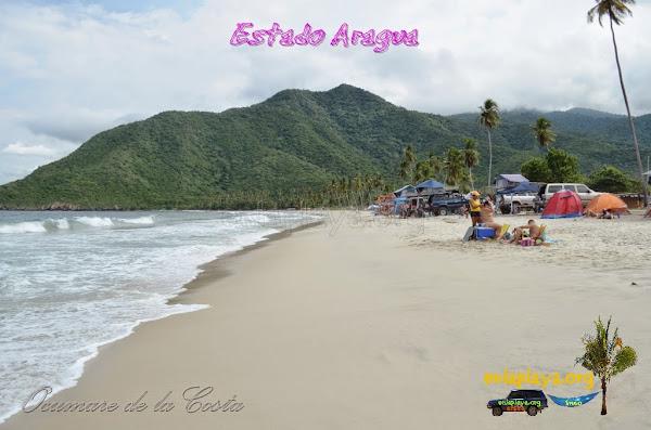 Playa Cuyagua, Estado Aragua, Entre las mejores playas de Venezuela