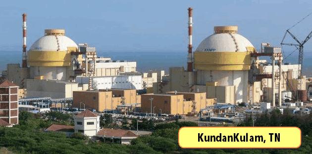 KudanKulam Nuclear Powerplant