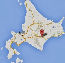 カフェ グリーン・地図
