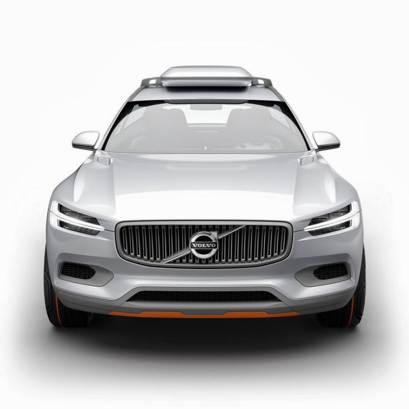 Largest Volvo Suv
