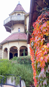 Chateau St Jean in Sonoma