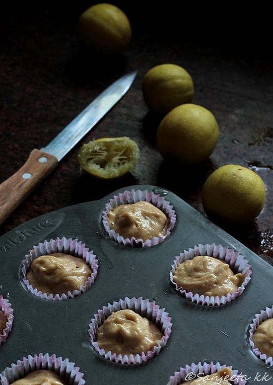 Baking | Three Fruity Muffins