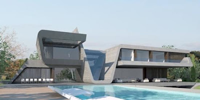 Inilah Rumah Mewah Cristiano Ronaldo