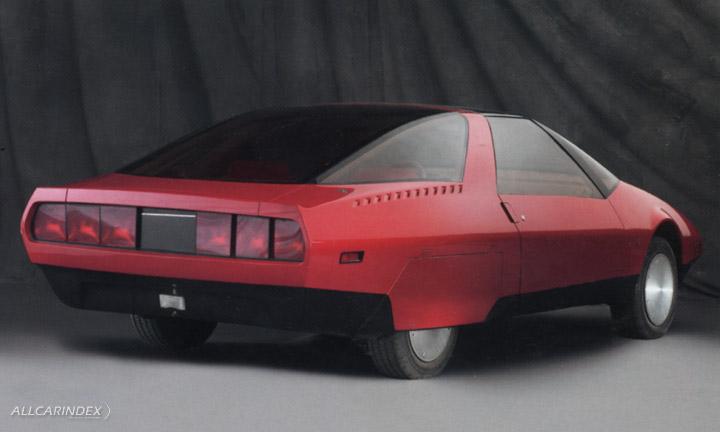 Ford Probe I