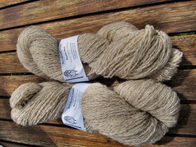 Coburger Fuchsschafwolle