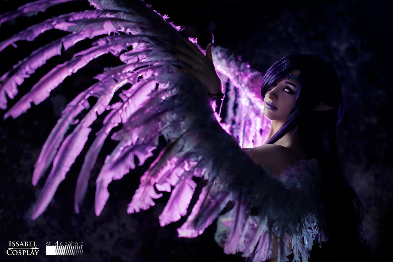 Ngắm thiên thần sa ngã Morgana cực sexy - Ảnh 3