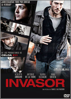 Invasor – BRRip AVI + RMVB Legendado