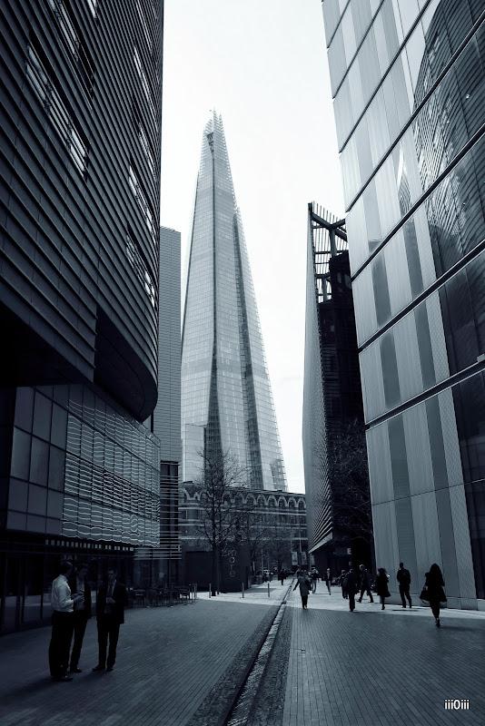 Лондон. Немного