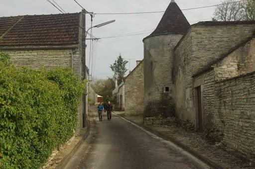 Le château d'Arcy-sur-Cure