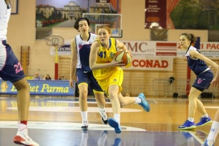 Final Four Regionale Under 17 femminile al PalaCiti