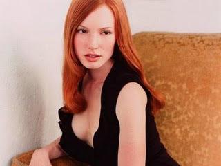 Supermodel Alicia Witt
