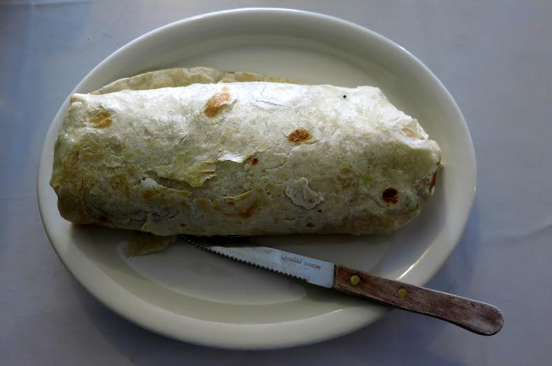 Hello burrito
