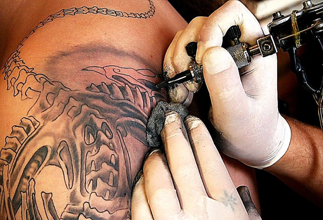 White Ink Tattoos Center — Everything about tattoo kits guns
