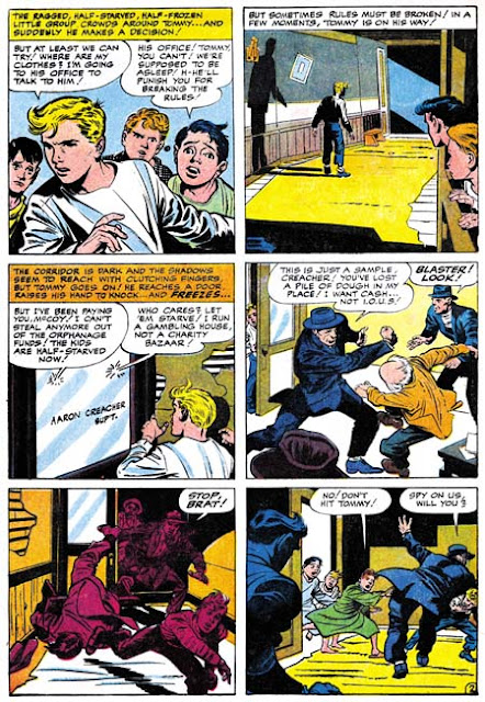 """Jack Kirby: """"Stan Lee era una peste"""" Theflykirby01"""