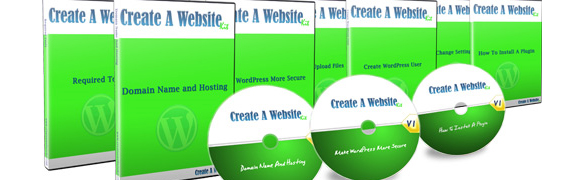 Post image for How To Create Your Own Website