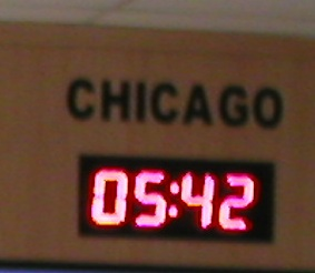 Relojes Gran formato