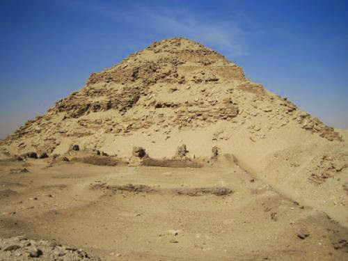Egyptian Pyramids Today And Tomorrow Part 1