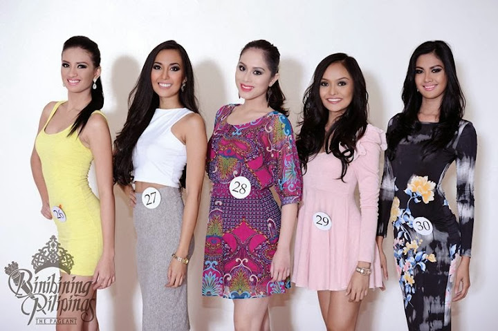 Bb. Pilipinas 2014 Official Candidates Photos 11-02-2014-06