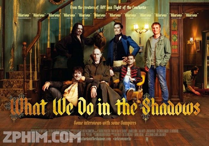 Ảnh trong phim Chúng Ta Làm Gì Trong Bóng Tối - What We Do in the Shadows 1
