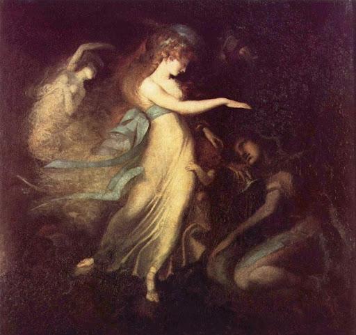 Goddess Cliodhna Image
