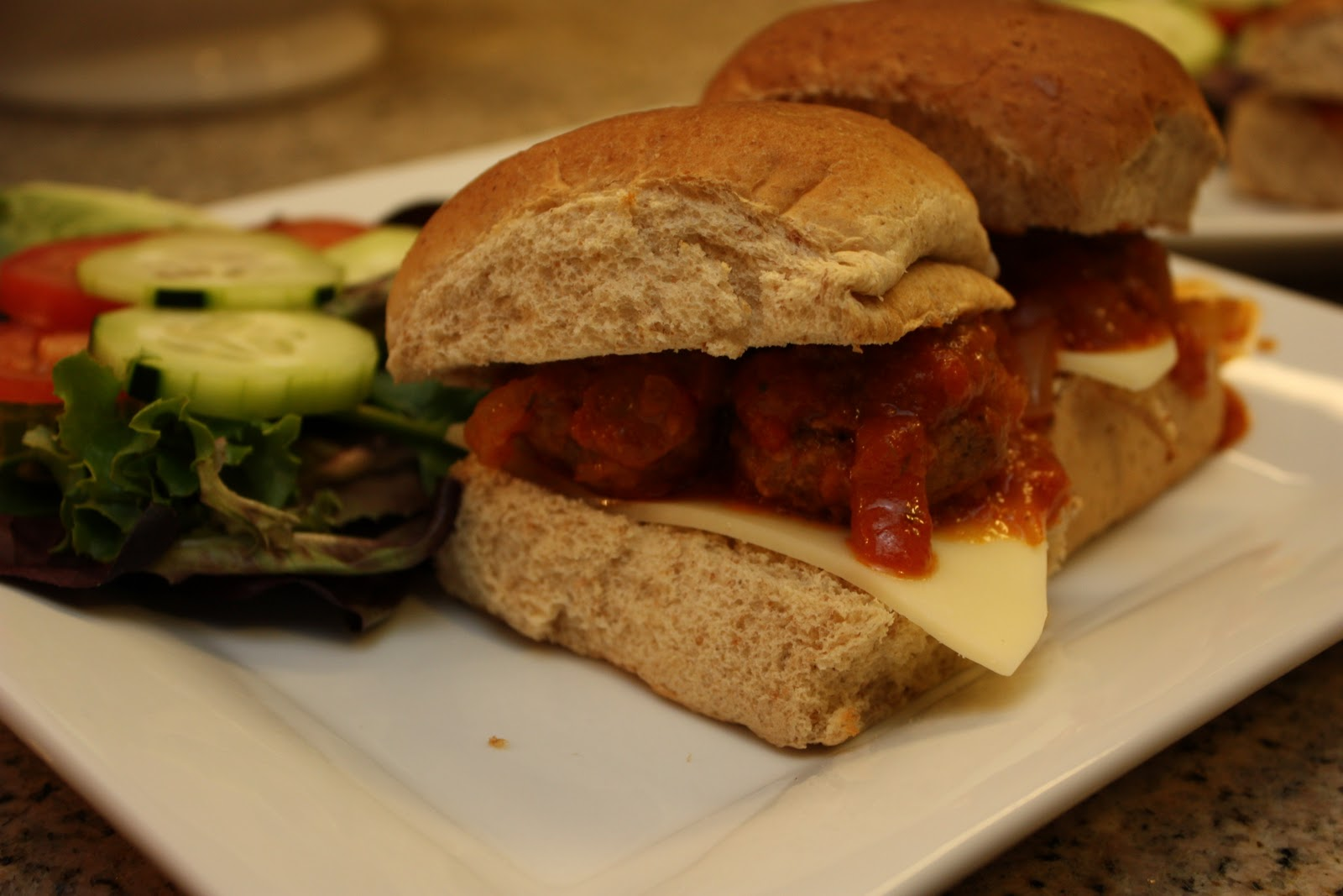 how to make good meatball sandwiches