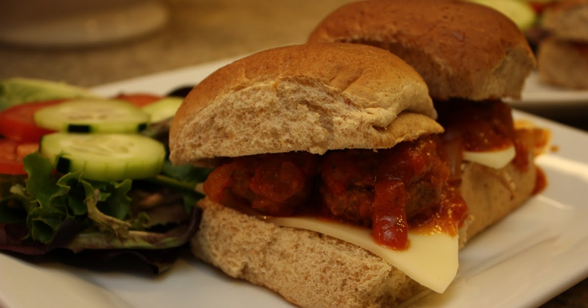 Meet the Sullivans: Pioneer Woman's Mini Meatball Sandwiches