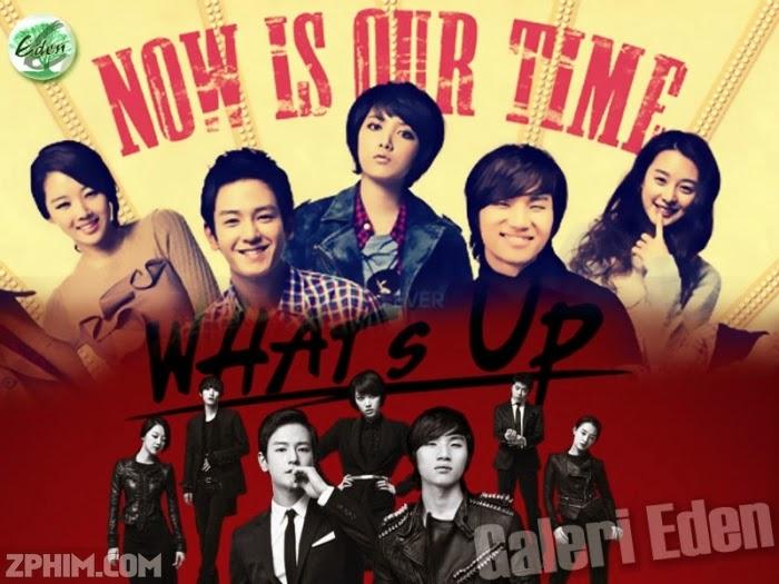 Ảnh trong phim Sự Nghiệp Âm Nhạc - What's Up 1