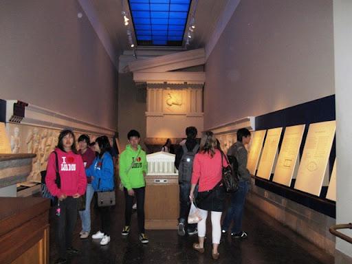Но самое главное, что британским школьникам в Британском музее действительно интересно