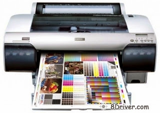 Get Epson Stylus Pro 4800 Portrait Edition printer driver and setup guide