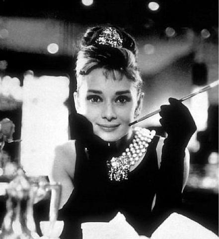 Edwina Lashan Audrey Hepburn Fashion Icon Style Icon