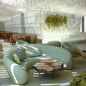 incorporated architecture design benroth rolston stuart Green Hotel