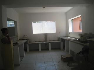 mars 2011 - bat A - cuisine  (ancien dortoir)