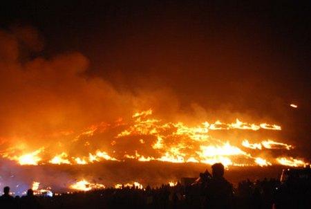 Kā izplatījās Evaņģēlija uguns