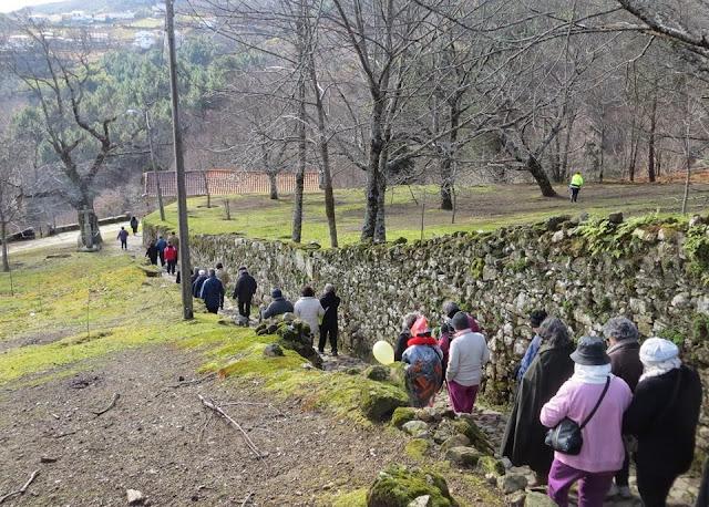 ConVida a Caminhar leva mais de 120 pessoas a Avões