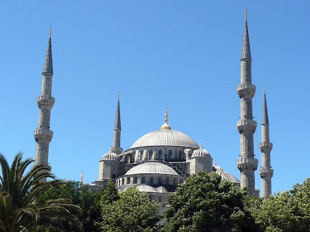 Moschea Blu (Sultan Ahmed)