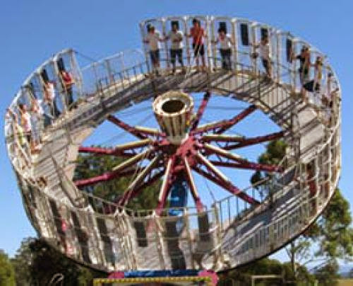 Famous Literature As Carnival Rides