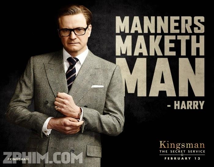 Ảnh trong phim Mật Vụ Kingsman - Kingsman: The Secret Service 1