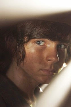 Carl Grimes - walking dead