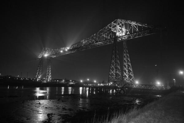 Web Design Redcar Middlesbrough And Across Cleveland: My Adventures: Middlesbrough Transporter Bridge