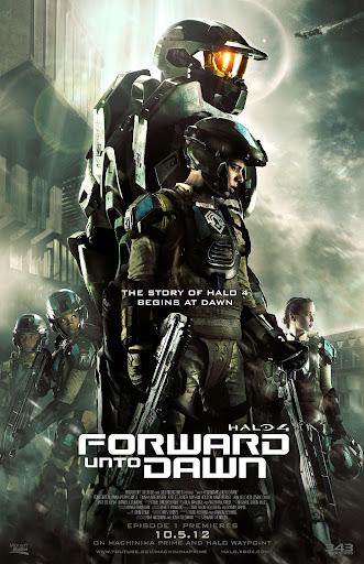 Assista a Web Série: Halo Forward unto Dawn