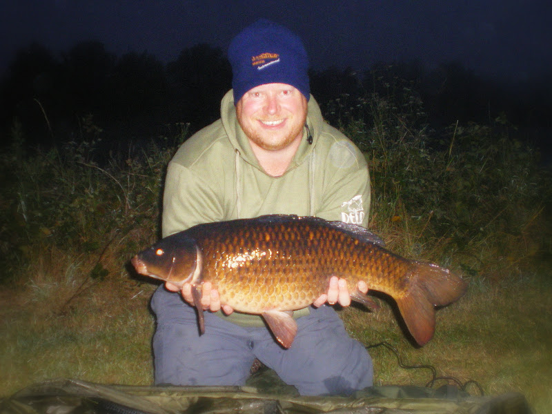 Matt Groves (and a 16lb Common Carp)