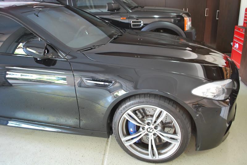 Detailed 2013 Bmw M5 Sapphire Black New Car Prep