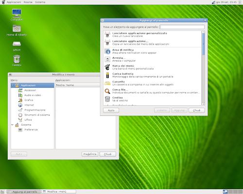 MATE su Arch Linux