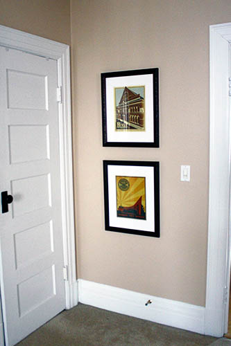 16x20 Frame On Wall 16x20 Picture Frames Home Decor The Home Depot