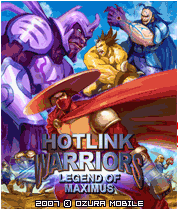 Hotlink Warriors : Legend Of Maximus [By Ozura Mobile] HLW1